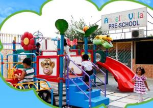 Preschool Gurgaon Play Area